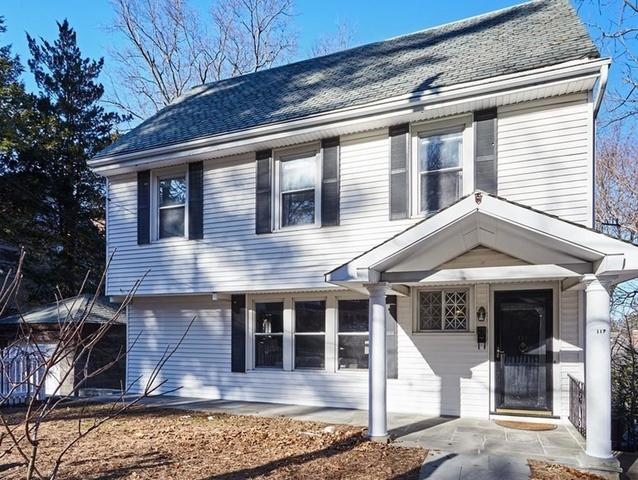 117 Grant Avenue Newton Center, MA 02459