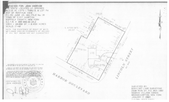 103 Harbor Boulevard, East Hampton, NY 11937 | Comp on