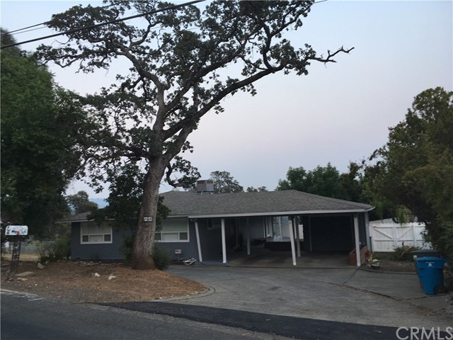 206 Canyon Highlands Drive Oroville, CA 95966