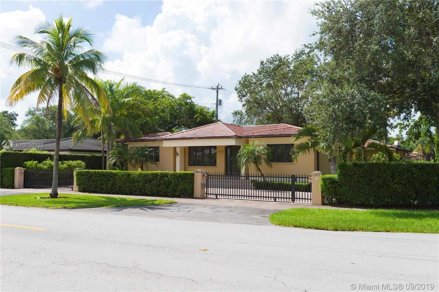 1170 South Alhambra Circle Coral Gables, FL 33146