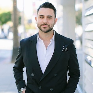 Evan Dolmatsky,                       Agent in Los Angeles - Compass