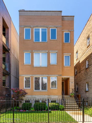 1112 North Paulina Street, Unit 1 Chicago, IL 60622