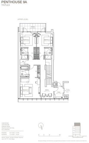 522 West 29th Street, Unit PH9A Manhattan, NY 10001