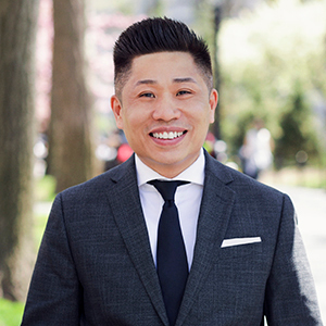 Godfrey Tsui, Agent in NYC - Compass