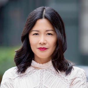 Tinnie Chan Sassano,                       Agent in NYC - Compass