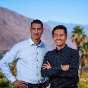 Joe Chung and Salomon Urquiza Group