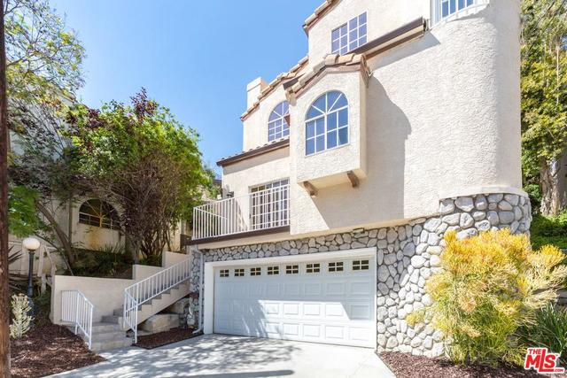 726 Sunnyhill Drive Los Angeles, CA 90065
