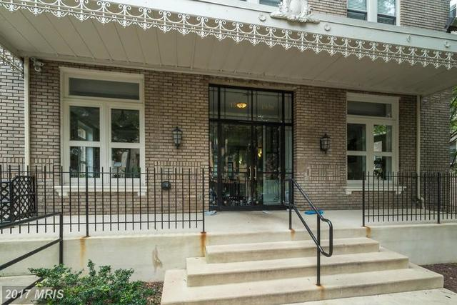 1308 Clifton Street Northwest, Unit 111 Image #1