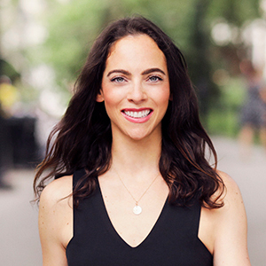 Rebecca Cherry,                       Agent in NYC - Compass