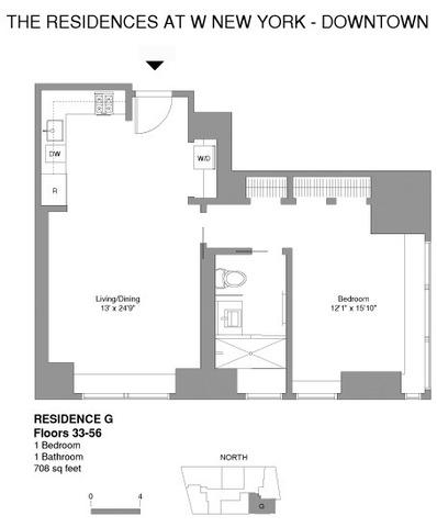 123 Washington Street 34-G Financial District New York NY 10006