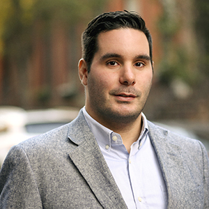 Christopher Giardina, Agent in NYC - Compass