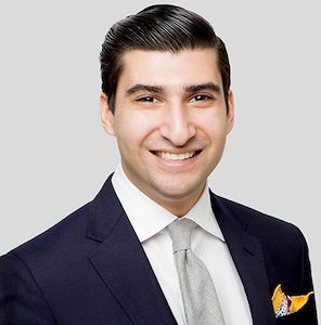 Robert Khederian, Agent in NYC - Compass