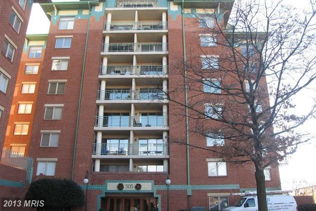 505 Braddock Road East, Unit 702 Image #1