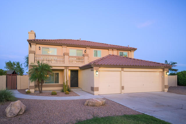 2651 East Catclaw Street Gilbert, AZ 85296