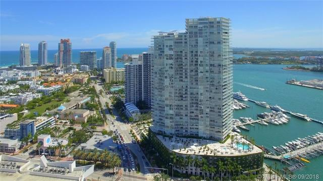 450 Alton Road, Unit 2606 Miami Beach, FL 33139