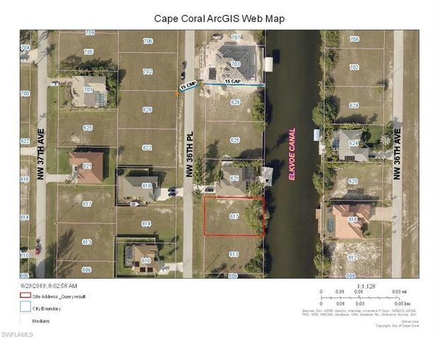 617 Northwest 36th Place Cape Coral, FL 33993