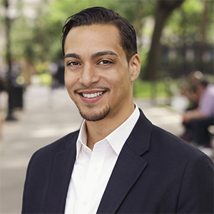 Emilio Martinez,                     Agent in NYC - Compass