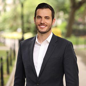 Sebastian Opalko, Agent in NYC - Compass