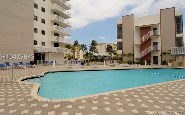 1600 South Ocean Drive, Unit 5C Hollywood, FL 33019