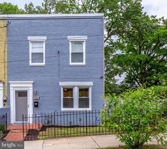 4704 Brooks Street Northeast Washington, DC 20019