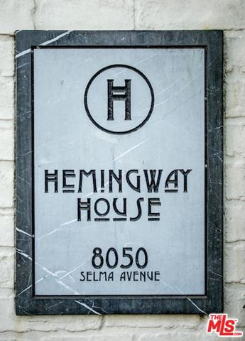 8050 Selma Avenue West Hollywood, CA 90046