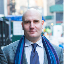 David Margolies,                     Agent in NYC - Compass
