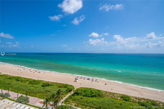 5555 Collins Avenue, Unit 14K Miami Beach, FL 33140