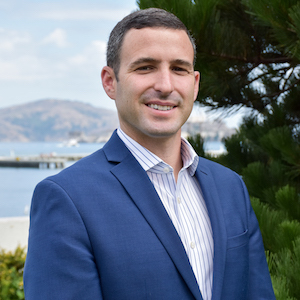 Justin Goldberg,                     Agent in San Francisco - Compass