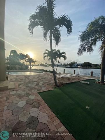 2639 North Riverside Drive, Unit 705 Pompano Beach, FL 33062