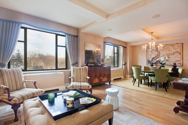 110 Central Park South, Unit 5A Image #1