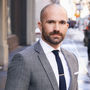 Jason Baker,                     Agent in NYC - Compass