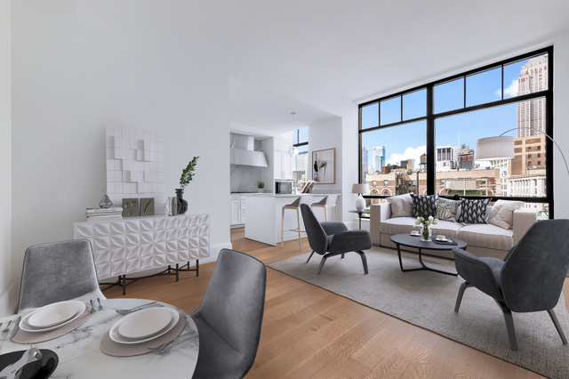 10 Madison Square West, Unit 16G Image #1