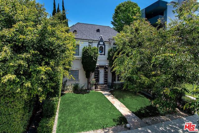 458 South Roxbury Drive Beverly Hills, CA 90212