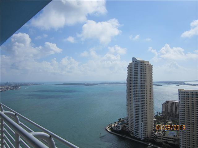 335 South Biscayne Boulevard, Unit 3803 Image #1