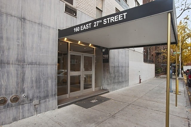 160 East 27th Street, Unit 12E Image #1