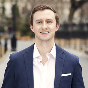 Brendan Hannon,                       Agent in NYC - Compass