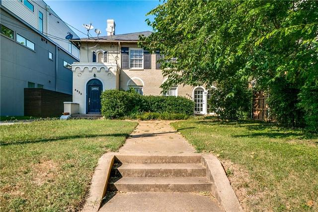 4222 North Hall Street Dallas, TX 75219