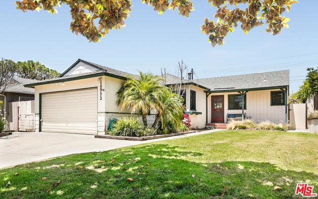 12773 Brooklake Street Los Angeles, CA 90066