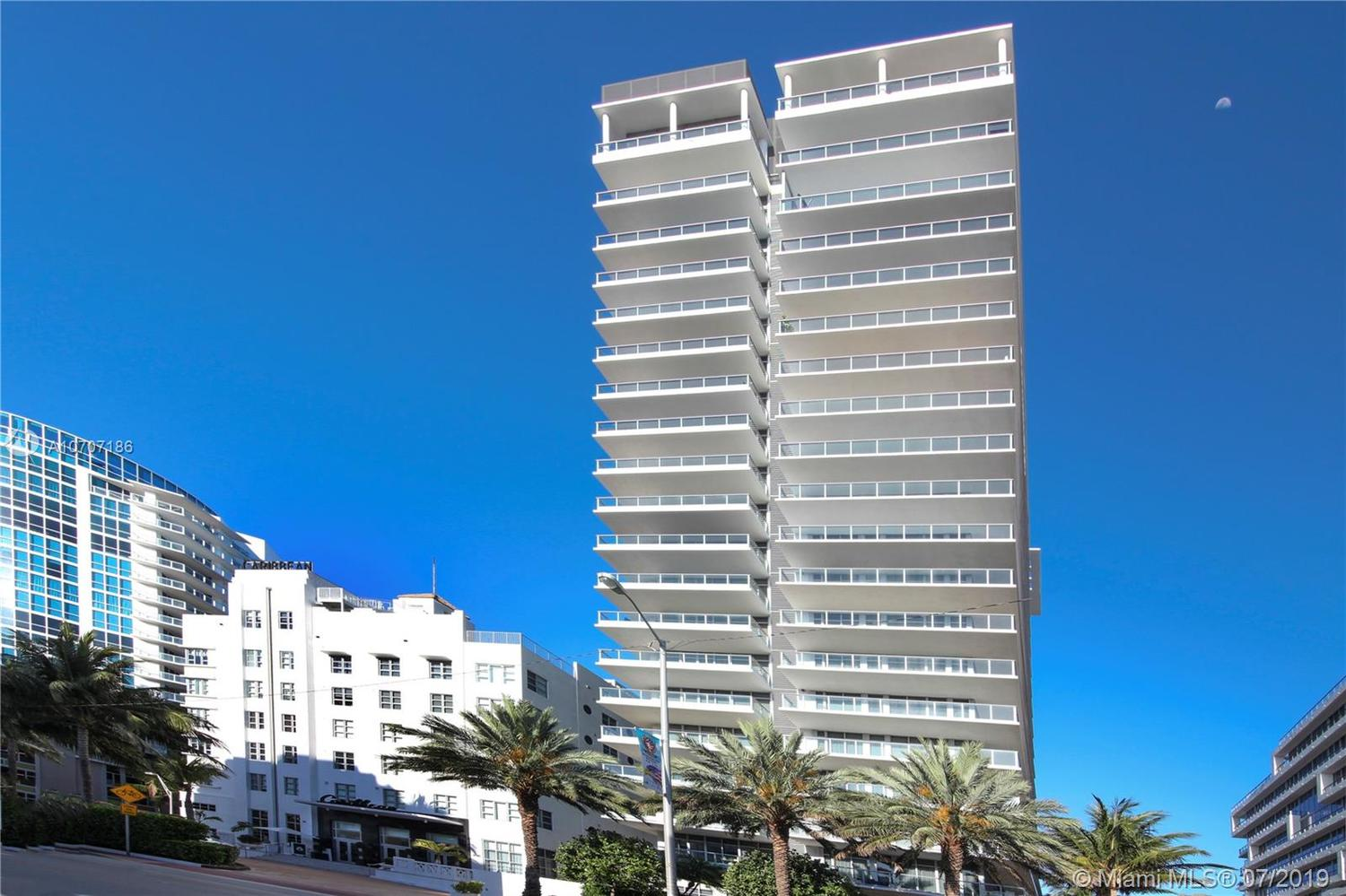 3737 Collins Avenue, Unit S-604 Miami Beach, FL 33140
