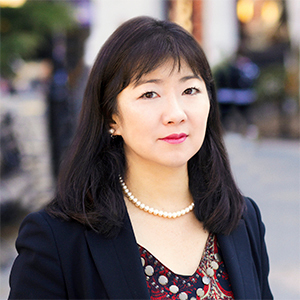 Natsuko Ikegami,                     Agent in NYC - Compass