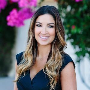 Brooke Hajjar,                     Agent in San Diego - Compass