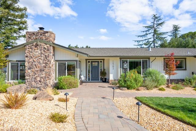 14292 Old Wood Road Saratoga, CA 95070