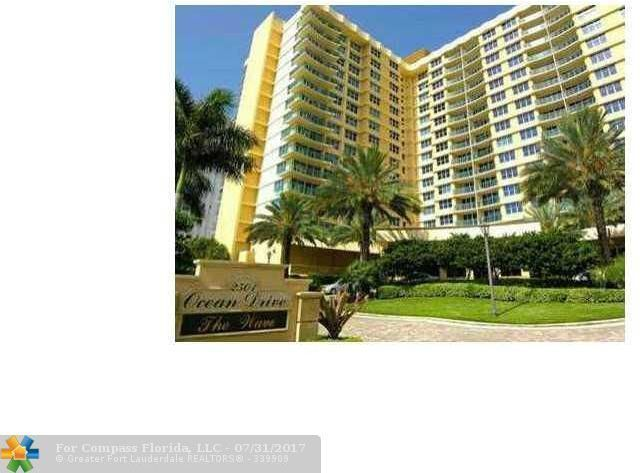 2501 South Ocean Drive, Unit 1614 Image #1