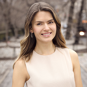 Tatiana Gorelick, Agent in NYC - Compass