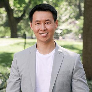 Headshot of Jordan Cheng