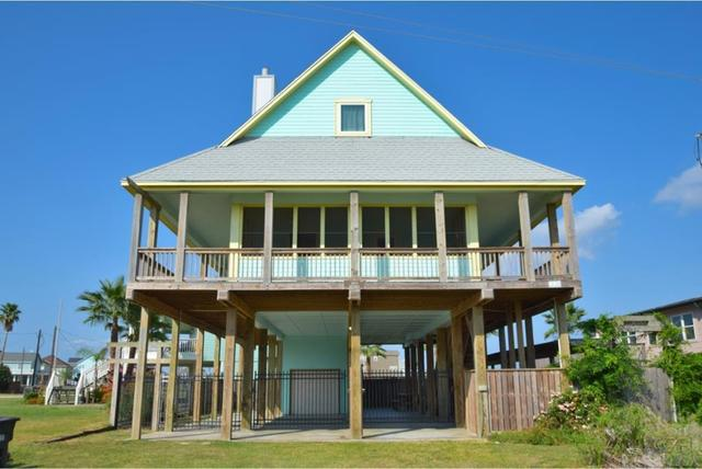 887 Gregory, Unit 45 Crystal Beach, TX 77650