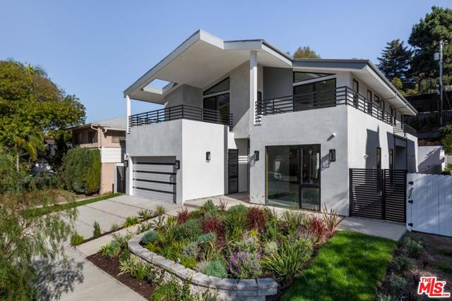 2122 Castle Heights Avenue Los Angeles, CA 90034