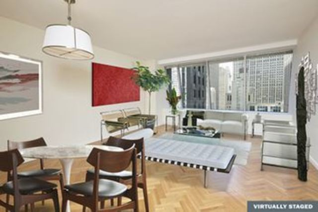 15 West 53rd Street, Unit 20C Image #1