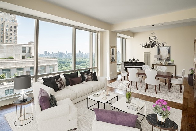 1 Central Park West, Unit 25G Image #1
