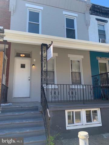 126 South Redfield Street Philadelphia, PA 19139